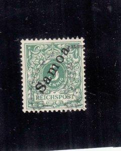 German Samoa: Sc #52, Used (35725)