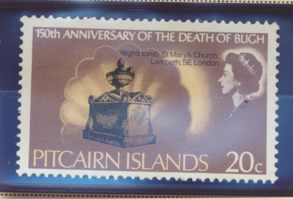 Pitcairn Islands Stamp Scott #87, Mint Hinged - Free U.S. Shipping, Free Worl...