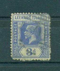 Leeward Islands sc# 71 used cat value $27.50