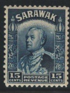 Sarawak Sc#124 MH
