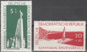 DDR #B31-2  MNH F-VF  (SU5067)