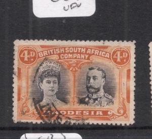 Rhodesia Double Head SG 139 VFU (1ddn)