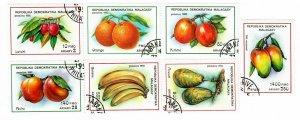 Malagasy Republic 1064-71 CTO