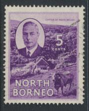 North Borneo  SG 360 SC# 248 Used   see scan