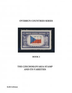 The Czechoslovakia Stamp & It's Varieties, Scott's 910, Spiral bound, 63 pages