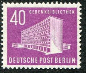 Berlin Sc.# 9N109  MNH**