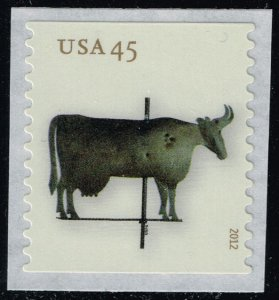 US #4614 Cow Weathervane; MNH (5Stars)