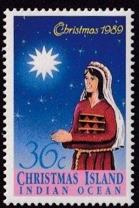 Christmas Island #242 Mint