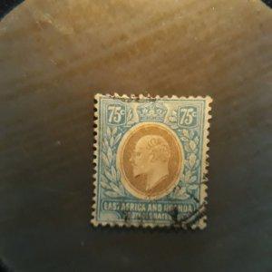 East Africa & Uganda 39   FVF  used