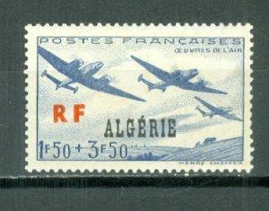 ALGERIA SEMI-POSTAL #B43...MINT...$1.10
