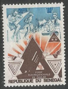 SENEGAL 405 MNH Z133