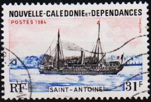 New Caledonia. 1984 31f S.G.726 Fine Used