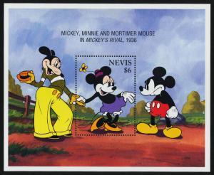 Nevis 894-5 MNH Disney, Valentines