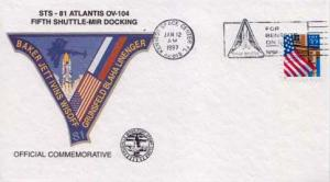 United States, Event, Space, Russia, Fancy Cancels, Florida