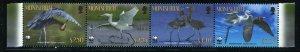 Montserrat 2010 Sc 1253 WWF Herons CV $7.50