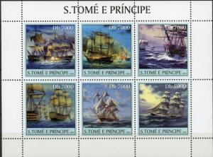 St. Thomas and Prince Islands #1574 Ships MNH