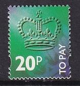 Great Britain  #J108  MNH  1994  postage due 20p