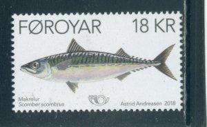 Faroe Islands 704  MNH