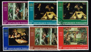 TOGO STAMP COLLECTION LOT #2