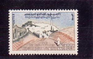 Tunisia  Scott#  362  MH