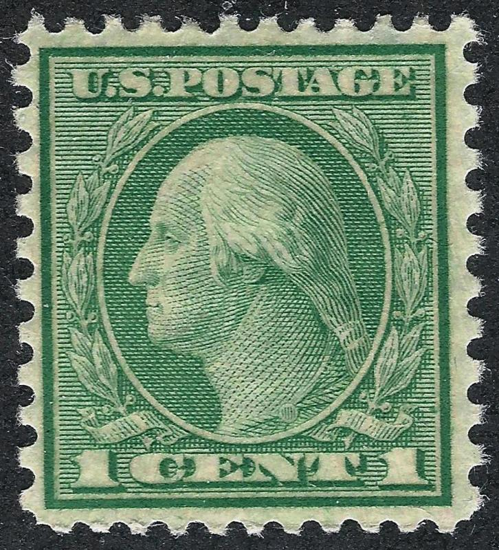 US.  Scott 538.  Mint, lightly hinged.  (Item 0606)