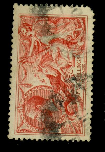Great Britain #223 Used F-VF Cat$60
