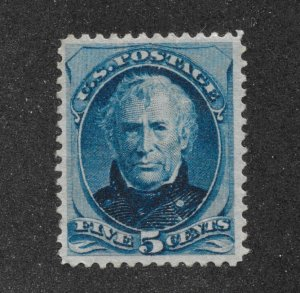 185 Unused, 5c. Pictorial, N.G,  scv: $130 Free Insured Shipping,