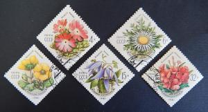 Flowers, series, 1981, SU, №87(IR)
