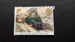 Great Britain 1985 The 150th Anniversary of the Great Western Railway used