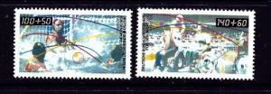 Germany-Berlin 9NB277-78 NH 1990 Sports