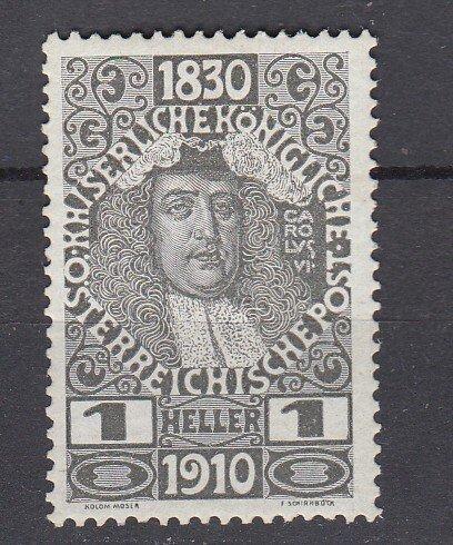J29456, 1910 austria mh #128