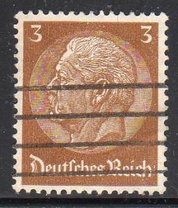 Germany 416 - Used - von Hindenburg (cv $0.35) (2)