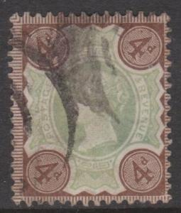 Great Britain Sc#116 Used