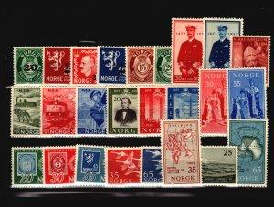 Norway 25 Mint, few faults - C1831