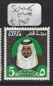 QATAR  (P0304BB)  SHEIKH  SG 445   5 DH    MNH