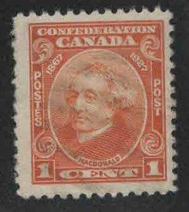 Canada Used Scott 141 Used lightly canceled