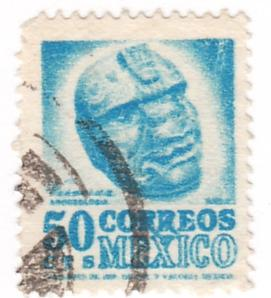 Mexico, Scott # 863(4), Used