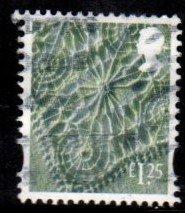 Great Britain - Northern Ireland #46 Linen  - Used