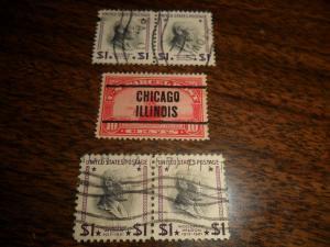 Parcel Post usa 1912 starter set