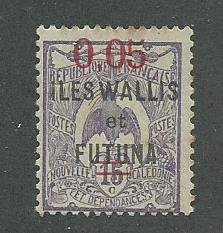 Wallis & Futuna Scott Catalog Number 32 Issued in 1922