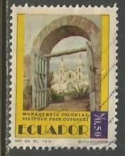 ECUADOR 899 VFU Z1516-2