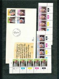 Venda Bophuthatswana Telehones Medical MNH(84+Covers Cardsx10(W1672