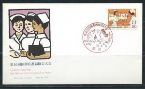 Japan 1302 1977 Nurses UFDC