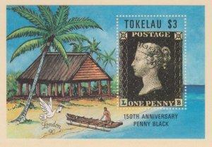 Tokelau Islands Scott #171 Stamps - Mint NH Souvenir Sheet