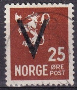 Norway #229 F-VF Used