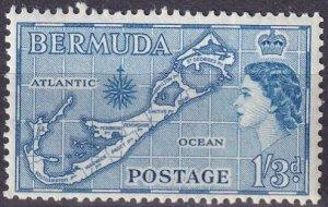 Bermuda #157 MNH CV $7.25 (Z2483)