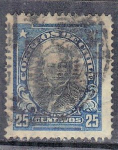 CHILE SC# 106   USED  1911  SEE SCAN