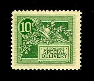 momen: US Stamps #E7 Special Delivery MNH OG VF PF Cert