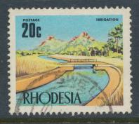 Rhodesia   SG 448  SC# 289  Used  defintive 1970  see details