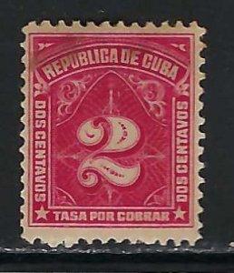 CUBA J9 MOG TONING 394A